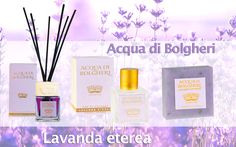 "Finally all ""Acqua di Bolgheri Ethereal Lavender"" are online! Don't miss this exclusive new fragrance, arrived to make Dr. Taffi Acqua di Bolgheri lines even prestigious and sophisticated.  http://www.drtaffi.pl/woda-lawendowa-acqua-di-bolgheri-285.html"