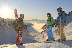 Vind skiferie til St. Anton & skiudstyr for 4 personer