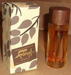 Vintage Faberge Woodhue Cologne 1 fluid ounce smells great still, for $29.99 on ebay.
