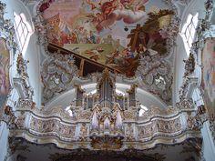 Steingaden Organ