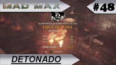 MAD MAX [DETONADO] Forte de pedra #48