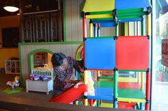 Java Mama San Diego indoor play structure