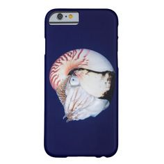 This iPhone 6 case features a beautiful Nautilus hovering in the clear blue waters of the Coral Sea at a site called Osprey Reef about 200km off the Australian coast.