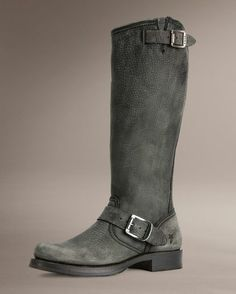 Women's Veronica Slouch Boot - Charcoal