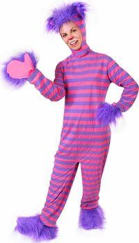cheshire cat costume  #MensCostume #HalloweenCostume #Halloween2014