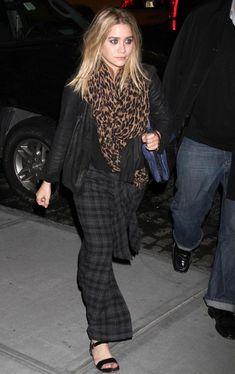 Ashley Olsen Evening Dress - Ashley Olsen Looks - StyleBistro