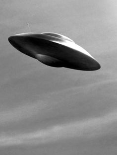 Flying saucer - the one the Tralfamadorians took billy in