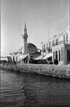 Chanea. Mosque 1924-Dorothy Burr Thompson