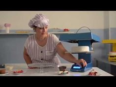 candy 3D printer = can decorate cakes with your own design = $600/==Видео Oriflame