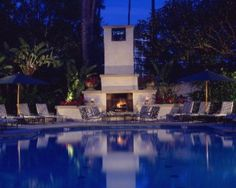 The Island Hotel is truly an oasis in Fashion Island / Newport Beach! Great pool too!