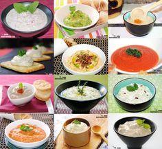 Recetas de salsas