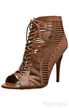 Nine West Angellica Leather Bootie