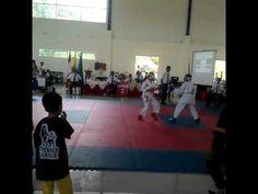 Rachma ♥ رَّحْمَ : Pengalaman Lomba Karate Pertama Anakku