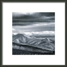 Land Shapes 4 Framed Print By Priska WettsteinWettsteinThis series is work in progress, I want to show the serenity, the unforgivness, the beauty of this landscape, where humans are only tolerated, not accepted.