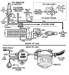 776d5e0fb9e0975139ed93fce5536a6e automotive engineering diy car 4 pin relay wiring diagram diagram pinterest 110 Power Cord Diagram at mr168.co