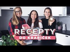 RECEPTY   Zdravá jídla do krabiček! - YouTube Simply Recipes, Simply Food, Krabi, Garam Masala, School Lunch, Fitness, Youtube, Diet, School Lunch Food