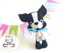Little Puppy-PDF pattern-Baby Dog-DIY di LittleThingsToShare