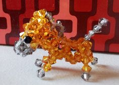 Handmade Beaded Crystal Pony Charm FREE by CustomCrystalCharms, $15.00