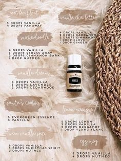 Young Essential Oils, Essential Oils Guide, Essential Oil Uses, Doterra Essential Oils, Essential Oil Combinations, Essential Oil Diffuser Blends, Young Living Oils, Aromatherapy Oils, Chai