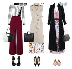 Here're your office looks for the next week. Office Look by tmrw-studio on Polyvore featuring #Puma #RolandMouret #Erdem #YvesSaintLaurent #Valentino #Chloe #ChristianDior #Chanel #DolceandGabbana #tmrwstudio #tmrwstudionyc #bags #shoes #black #officelook #fall #backtowork #top #jacket #pants #skirts #colorful #bag #jewelry #tote #colorblock #dressy #trendy #contemporary #ANTONIO #THOMAS #polyvore #tictail #fancy
