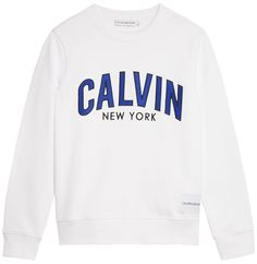 #calvin #klein #sweater #boys #kids #fashion #jongens #mode #summer Jean Calvin Klein, Sweat Shirt, Logos, Unisex, Pullover, Colored Jeans, Patches, Graphic Sweatshirt, Budget