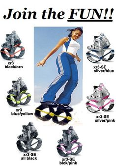KJ Jumping Shoes by Kangoo Jumps Boots