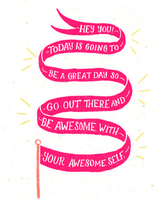 Be awesome. Giggles & Grins Pediatric Dentistry | #Southlake | #TX | www.gigglesandgrins.org