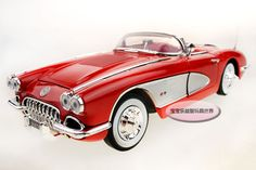 1958 Corvette, one of the most beautiful cars ever made