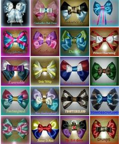 Bows with Character