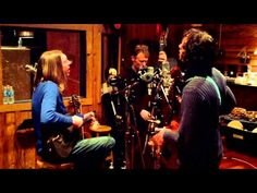 The Wood Brothers - In The Studio: Stealin' - YouTube