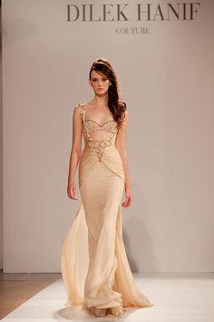 Dilek Hanif - Haute couture - Printemps-été 2012