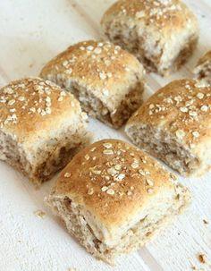 Savoury Baking, Bread Baking, Swedish Bread, Bread Recipes, Baking Recipes, Danish Food, Our Daily Bread, Swedish Recipes, Breakfast Snacks