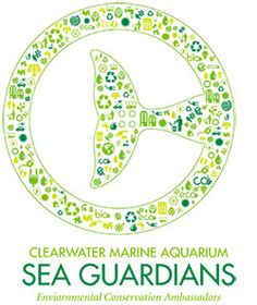 Join me and become a Clearwater Marine Aquarium Sea Guardian, environmental conservation ambassador.