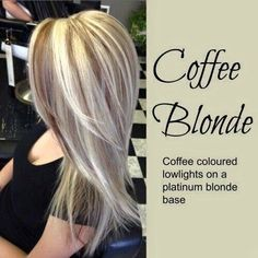 Fall Blonde Hair Color, Blonde Hair With Highlights, Fall Hair Colors, Hair Color And Cut, Hair Color Balayage, Cool Hair Color, Low Light Hair Color, Haircolor, Summer Hairstyles