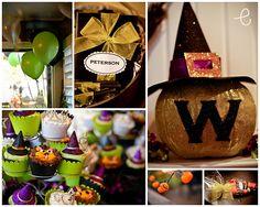 Wicked birthday party.  So adorable @Natasha S Ivanco