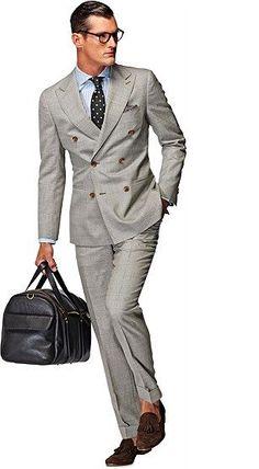 die 1930 besten bilder von best dressed in 2019 male fashion, man  gray double breasted suit herren mode, kleidung, herrenmode anz�ge, m�nner mode blog,