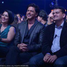 Shah Rukh Khan [ @Omg SRK ] at Mirchi Music Awards 2014