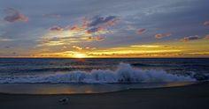 Ghostly Splash at Sunrise by Kevin Reynolds - Sunrise Addict