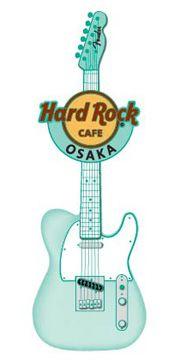 Hard Rock Japan | Fender Spray Guitar Pin