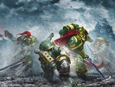 - Image battle chaos horus_heresy imperium neil_roberts salamanders sons_of_horus space_marines Warhammer 40k Salamanders, Salamanders Space Marines, Warhammer 40k Art, Warhammer Models, Warhammer Fantasy, Tolkien, Heavy Metal, Sons Of Horus, The Horus Heresy