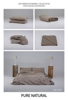 Stone washed linen bedding is very cozy, soft, pleasant to touch and allows your body to breathe well. Bedding Set / Linen Bedding / Pillowcase / Duvet Cover / Stonewashed Bedding / Pure Linen / Gray Linen Sheet / Linen Pillow Cover / Flat Sheet / Bed Linen