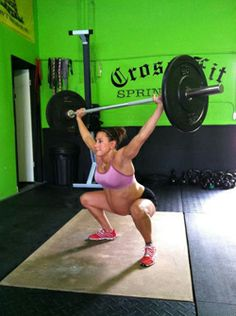 Welcome to CrossFit Mom - keep me fit!!!