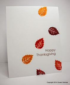 Simplicity: More White Embossing and Twinkling H2Os...Because One Card Is Never Enough But Maybe It Should Be