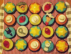 Lucky Luke cupcakes