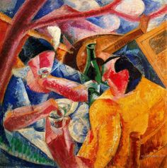 umberto boccioni paintings | Umberto Boccioni Paintings, Art, Prints, Posters, Painting Print ...