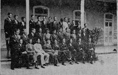 Grupo de bachilleres del Liceo de Costa Rica, Periódico ABC, dic. 1929. SINABI