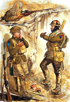 The Canadian Corps in World War I                                                                                                                                                     More