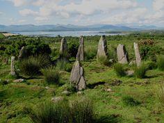 stone circle on Beara Peninsula