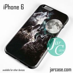 Mountain's Three Wolf Moon Phone case for iPhone 6 and other iPhone devices