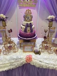 Gorgeous Sofia the First birthday party! See more party ideas at CatchMyParty.com!